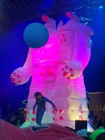 Pink Robot 2
